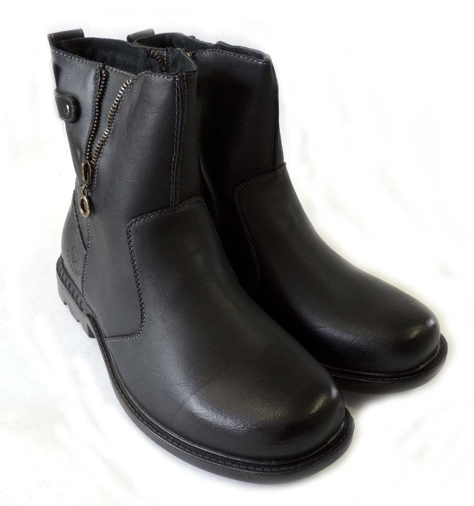 new s premium stylish winter snow boots zippered