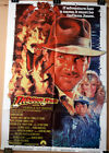 H Ford : Indiana Jones And The Temple Of Doom : POSTER