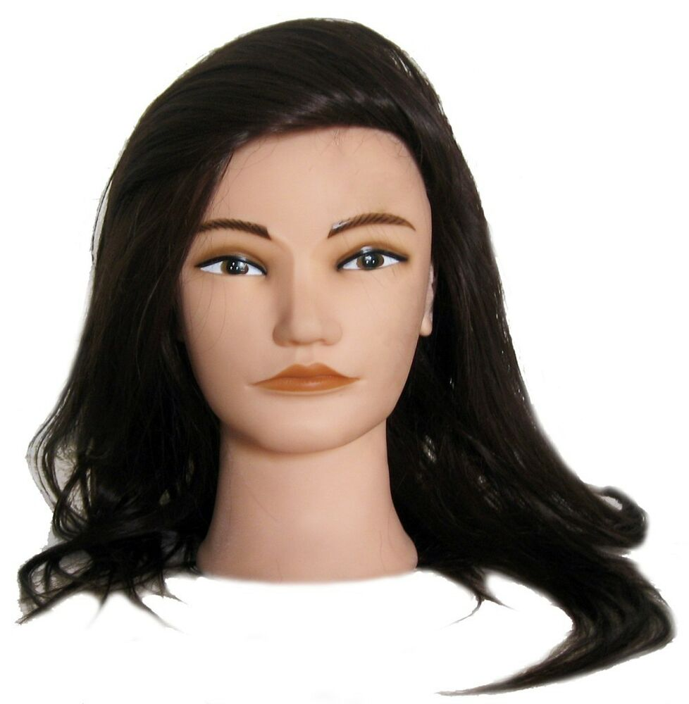 mannequin hair styling heads professional styling manikin 16 quot cosmetology 3779