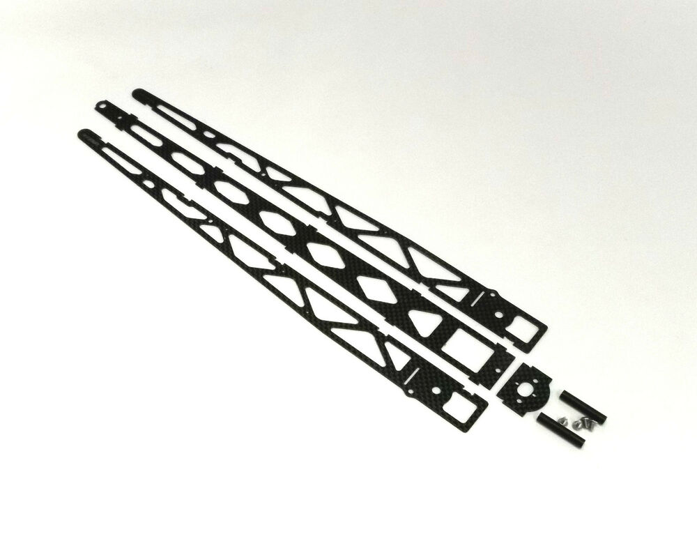 Carbon Fiber Top Fuel Dragster Chassis Kit W O Wing Stand