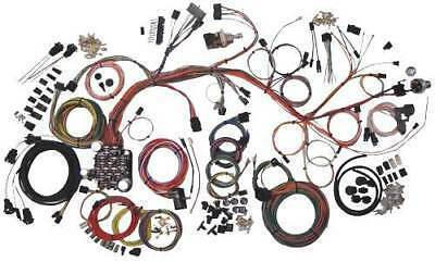 1961 1962 1963 1964 Impala Belair Biscayne Wiring Harness ...