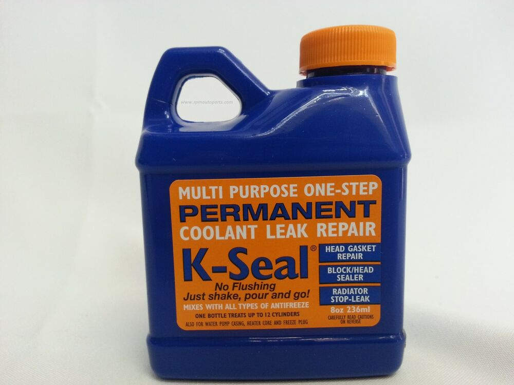 K-SEAL Permanent Coolant Leak Repair 8 OUNCE BOTTLE ST5501