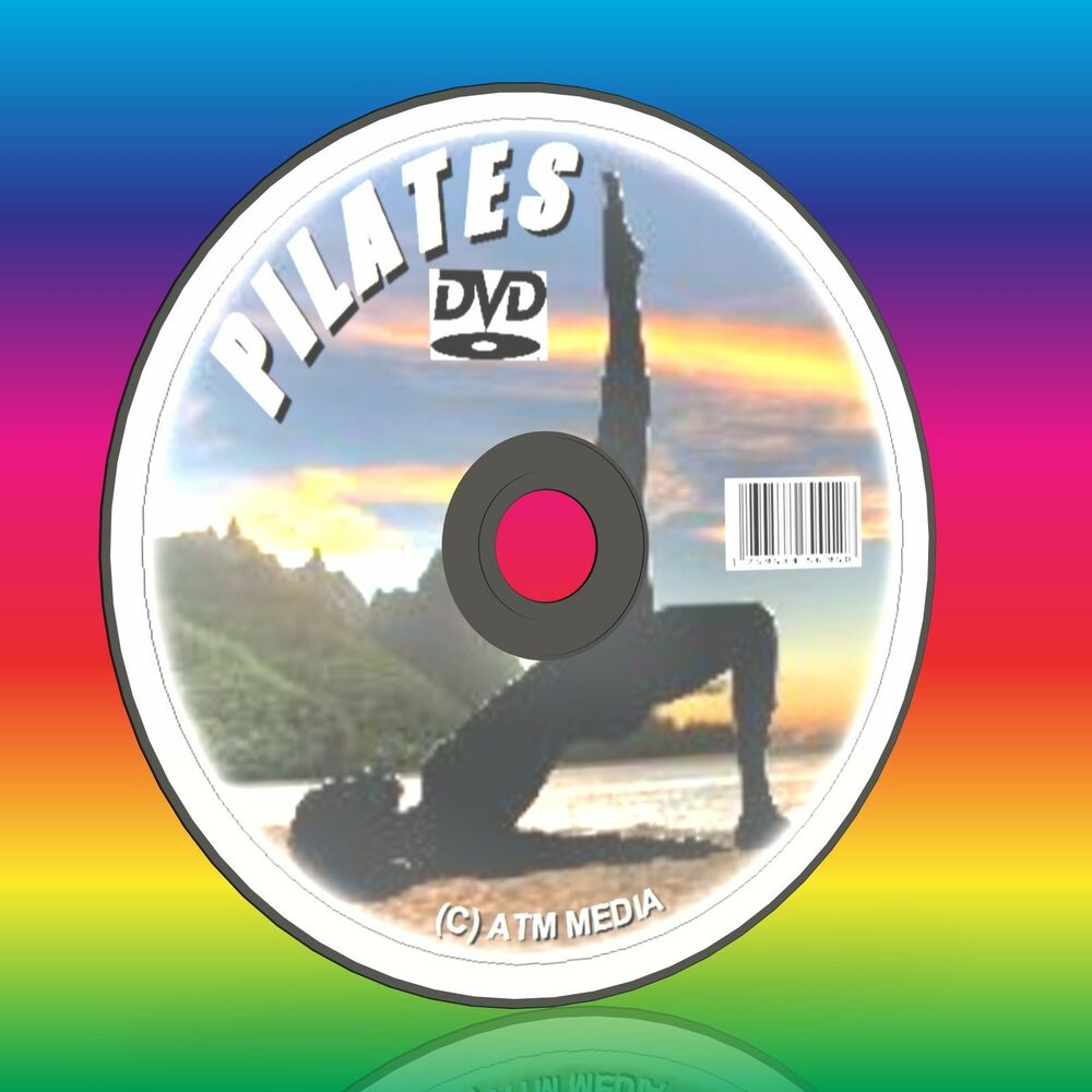 Step Fitness Dvd Uk: EASY TO FOLLOW STEP BY STEP BEGINNERS GUIDE PILATES