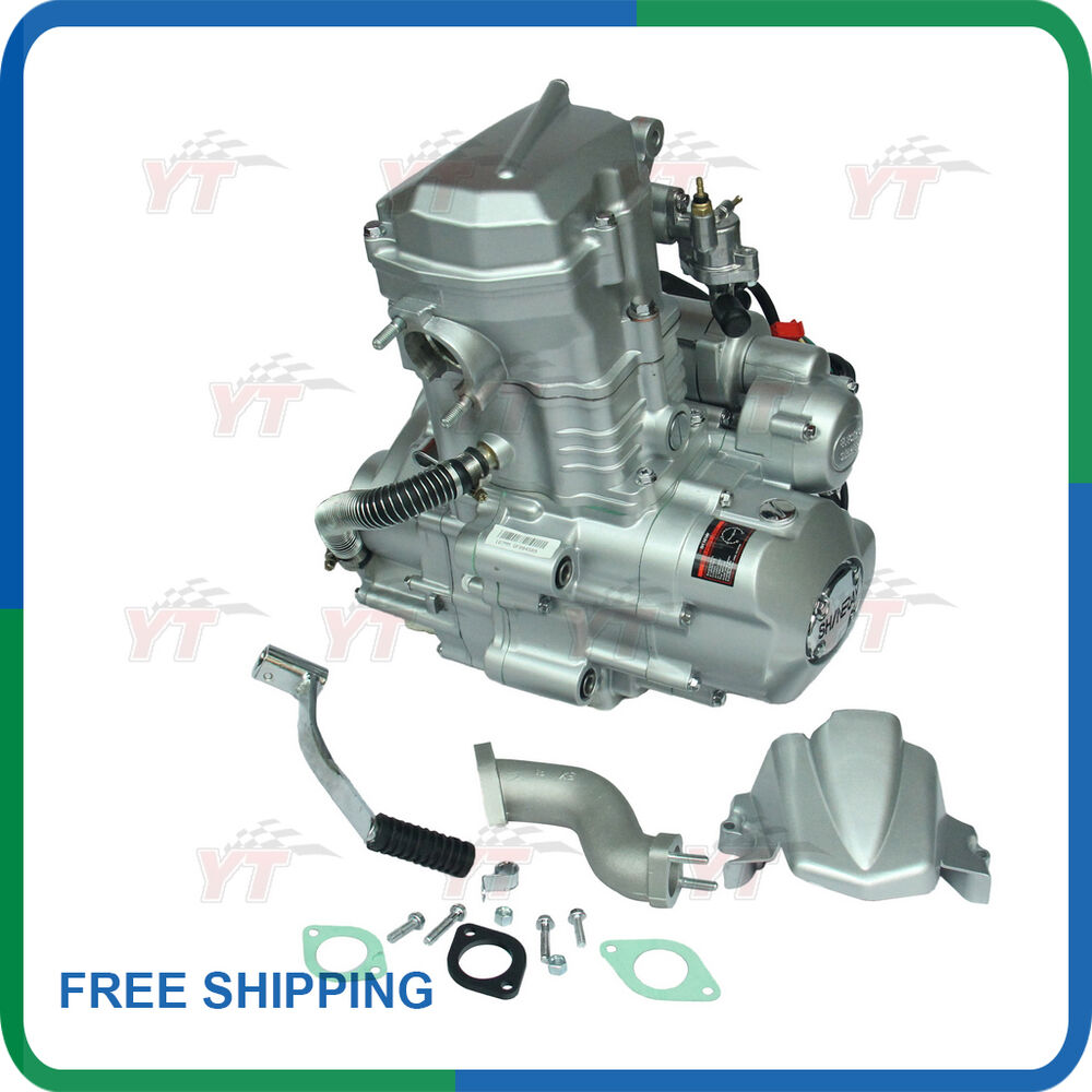 250cc Engine: 250cc Engine Shineray 250CC,water Cooled Motorcycle Engine