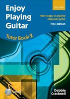 Cracknell: Enjoy Playing Guitar Book 2 (with CD) Revised Edition OUP338140