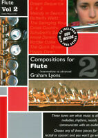 Compositions for Flute Volume 2 by Graham Lyons U121