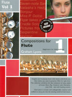 Compositions for Flute Volume 1 With CD by Graham Lyons U120