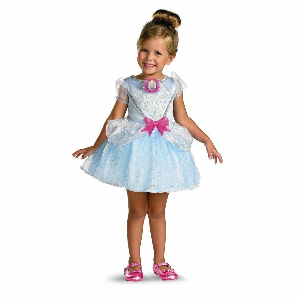 Cinderella Baby Doll Dress On Storenvy: New Disney Princess Cinderella Dress Up Dress Toddler