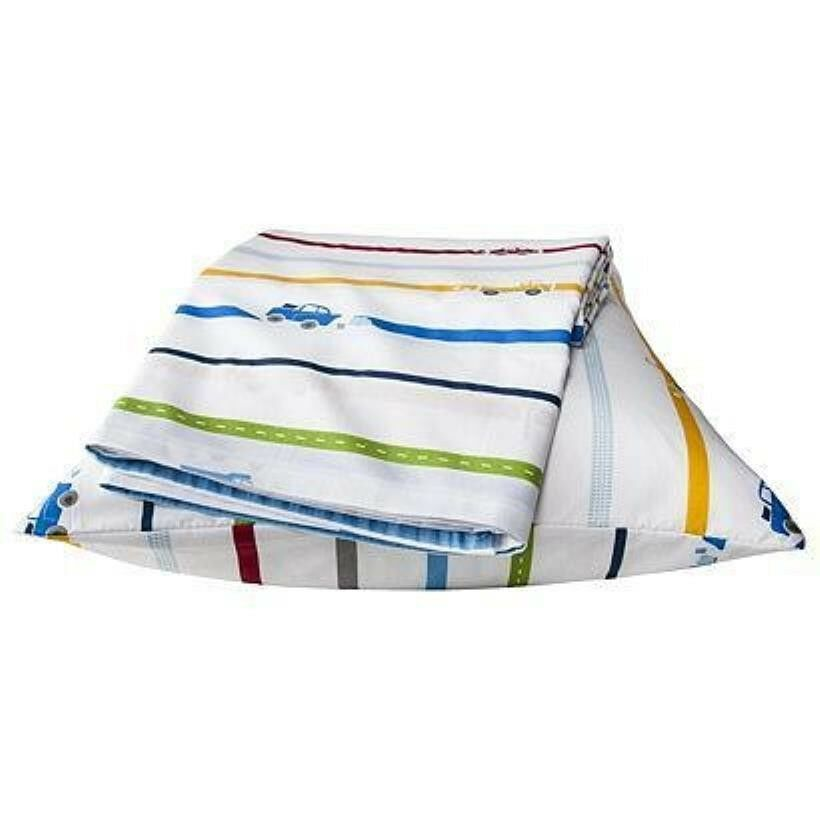 New Circo Transportation Cars Streets Stop Signs Bedding