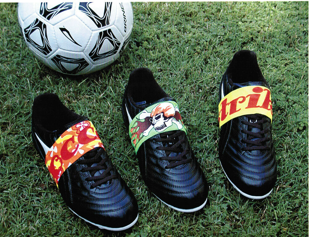 Adidas Soccer Shoe Lace Bands
