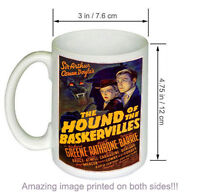 The Hound of the Baskervilles Vintage Movie COFFEE MUG
