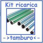 KIT RICARICA OPC DRUM TAMBURO PER BROTHER DR 3100 DCP8060 8065 DN HL 5240/5280
