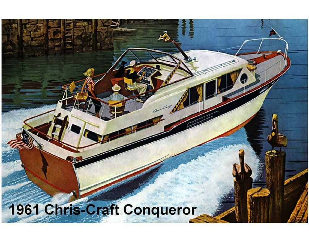 Buy Chris Craft Boat