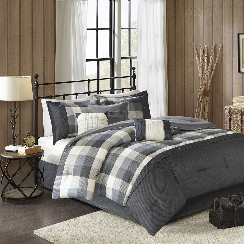 Dollhouse furniture kit set wood 6 six rooms dining bathroom bedroom kitchen lot ebay Dollhouse wooden furniture