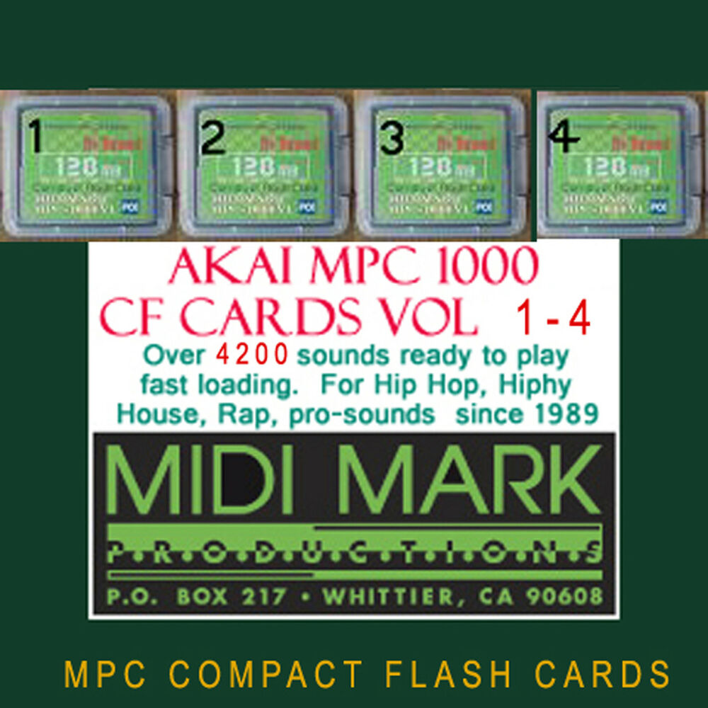 a summary of the advanced features of the akai mpc2000 Buy 1gb akai mpc compactflash cf memory card for mpc500, mpc1000, mpc2500, mpc4000, mpc2000xl, mpc2000 and mpc3000 with fast shipping and top-rated customer service.