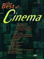 The Best of Cinema (Pvg (album) - Piano / Vocal / Guitar) ML2341