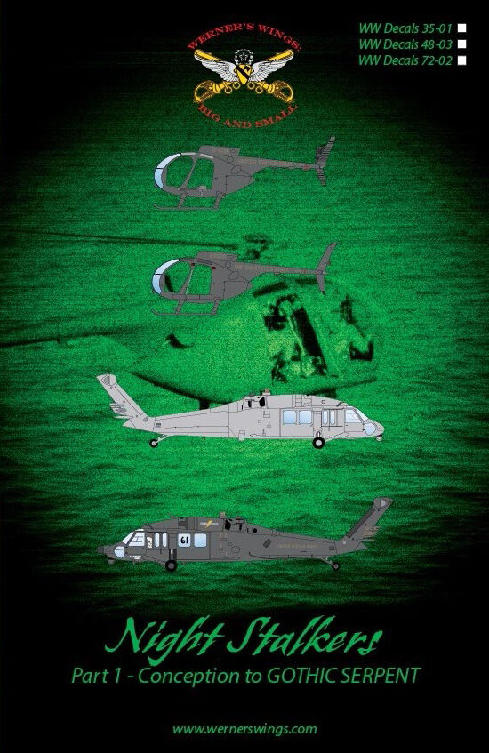 ww decals 48 05 night stalkers part 1 conception to gothic serpent