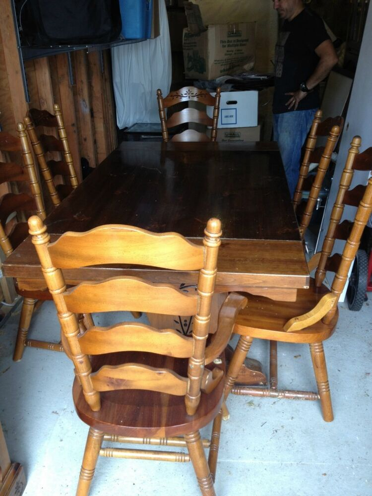 broyhill dining room set ebay