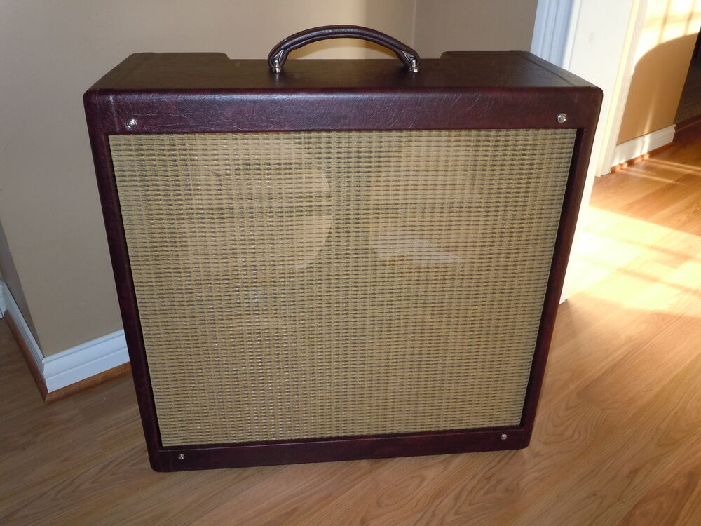 Fender Blues Junior 4x10 Cabinet | eBay