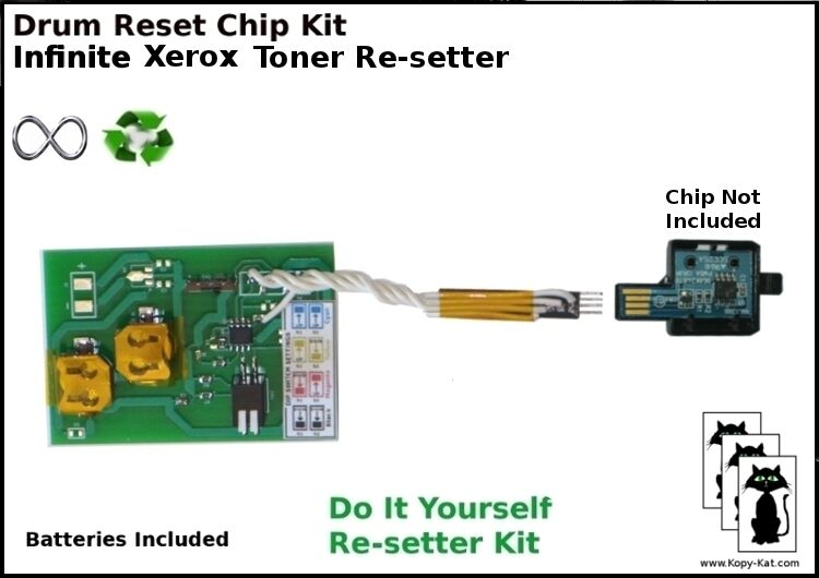 how to make a chip resetter