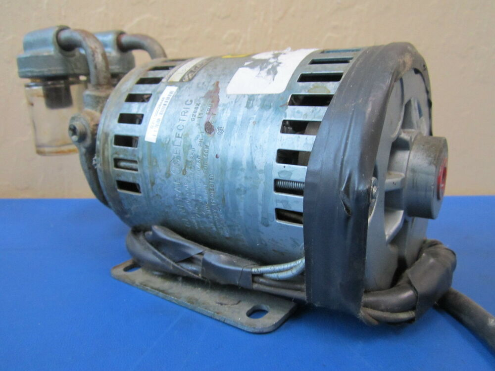 General Electric 5kh10ggr28s 1 10 Hp 3450 2850 Rpm 60 50hz