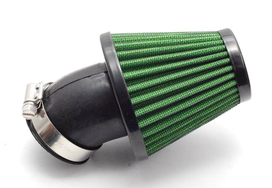 Motorcycle Cone Power Air Filter With Intake 42mm Sports