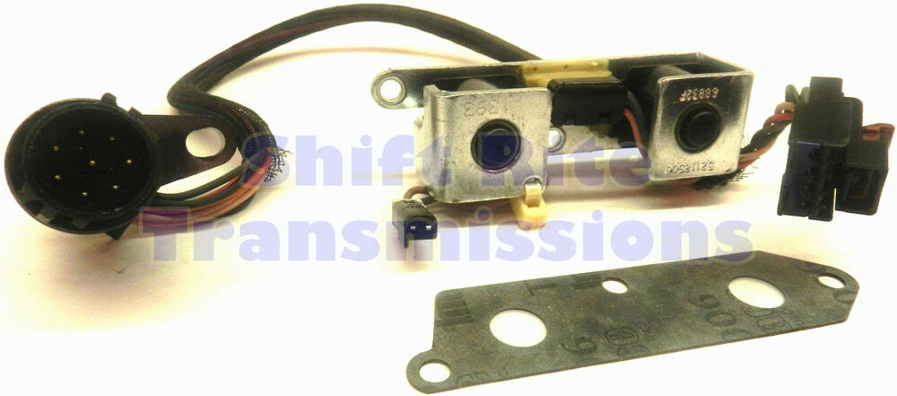 dodge 46re overdrive solenoid with harness  dodge  free