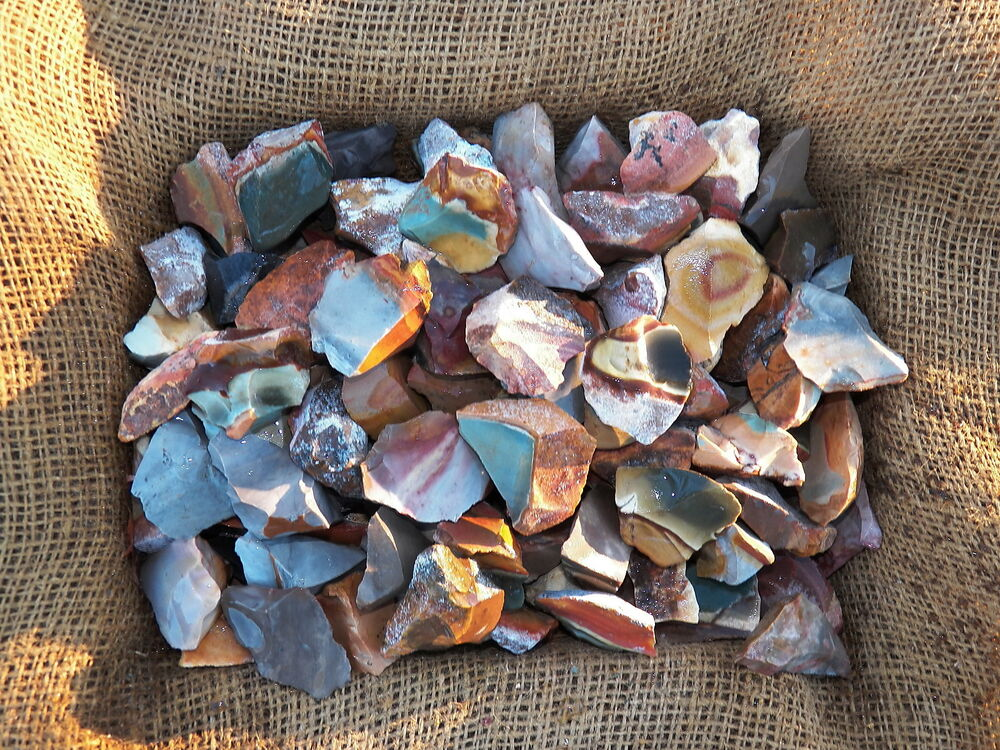 3000 Carat Lots Of Desert Jasper Rough Plus A Free