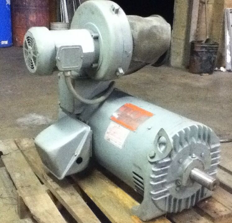 Dc motor 25 hp general electric ebay for 25 hp dc electric motor