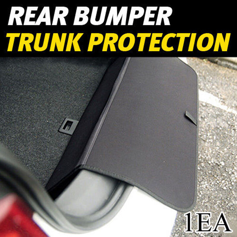 Rear Bumper Trunk Protection Cargo Mat Waterproof For