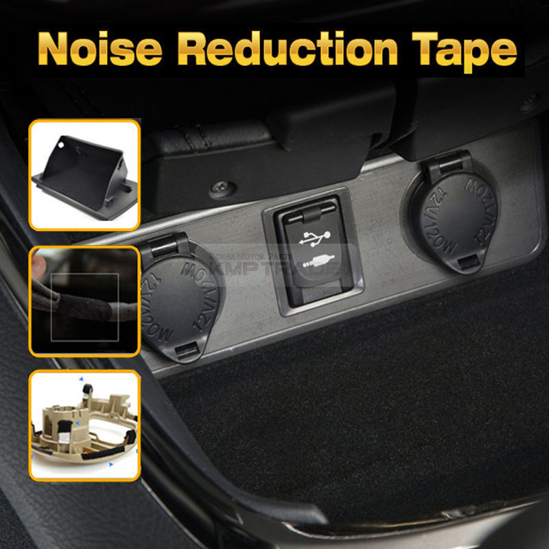 car studio acoustic sound proofing noise reduction tape 19x19inch for rv suv van ebay. Black Bedroom Furniture Sets. Home Design Ideas