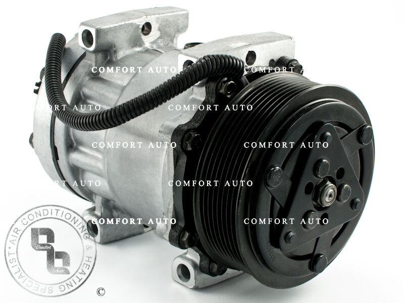 New a c compressor with clutch air conditioning fits 94 for Air conditioner compressor motor