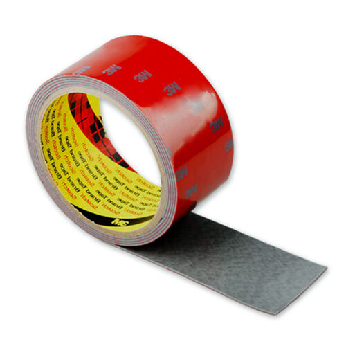 3m 48mmx1 5m automotive acrylic foam double side adhesive tape ebay. Black Bedroom Furniture Sets. Home Design Ideas