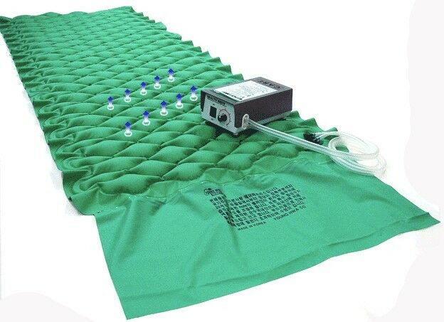 Prevent pressure sores bed alternating air mattress for Best mattress to prevent bed sores