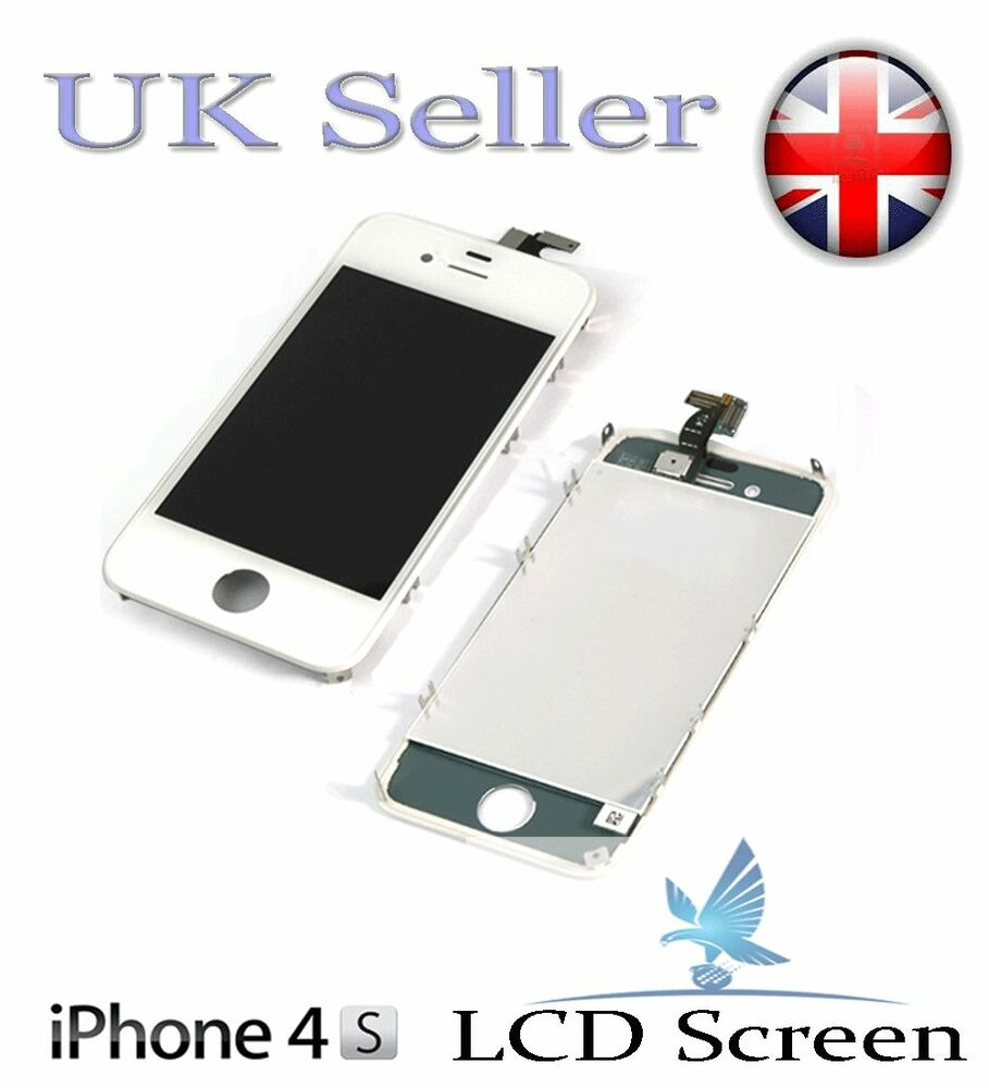 replace iphone 4 screen replacement lcd touch screen digitizer completed assembly 15987
