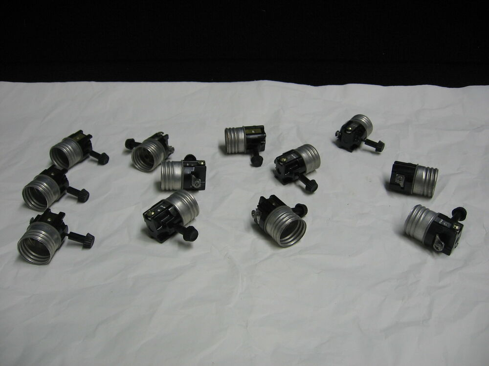 Set of 12 Lamp switch turn knob replacement part