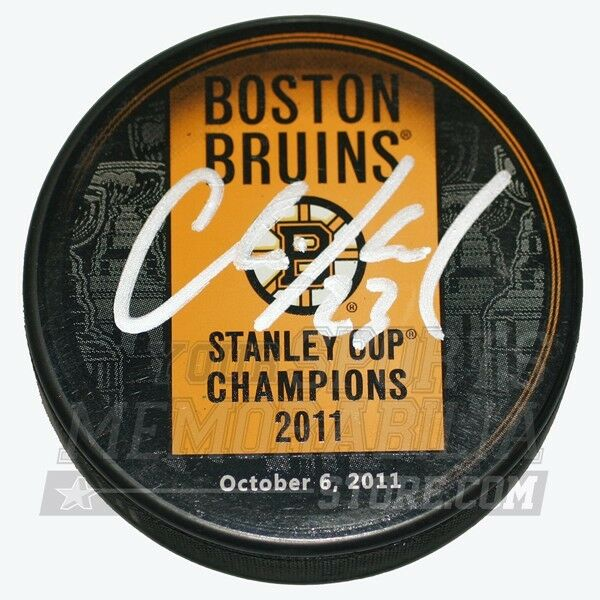 Chris Kelly Boston Bruins Signed Stanley Cup Champions