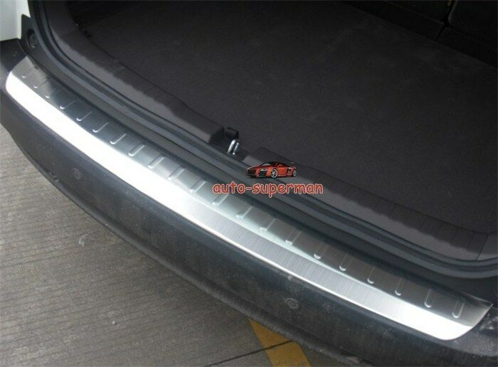 Rear Bumper Protector Sill Plate Cover For Honda Crv Cr V