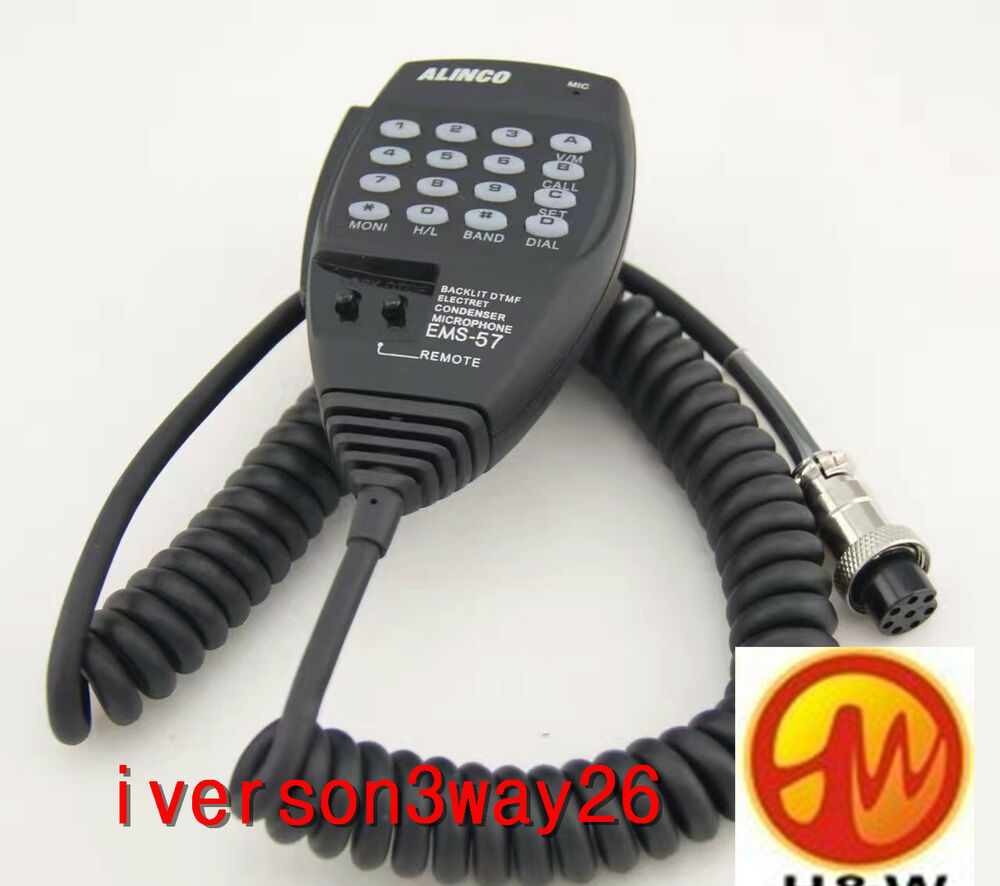 Alinco Dr 135 Mic Wiring Search For Diagrams Dtmf Microphone 03 06 235 Cobra