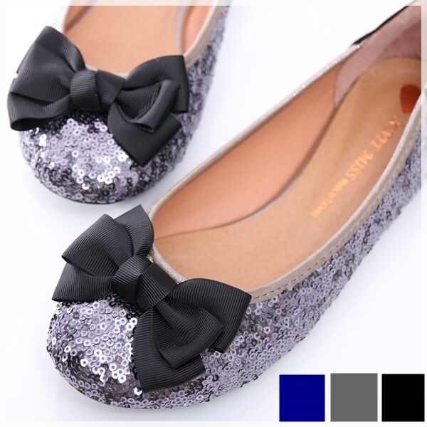 ladies wedding ballet flats ballerina shoes black grey blue ebay