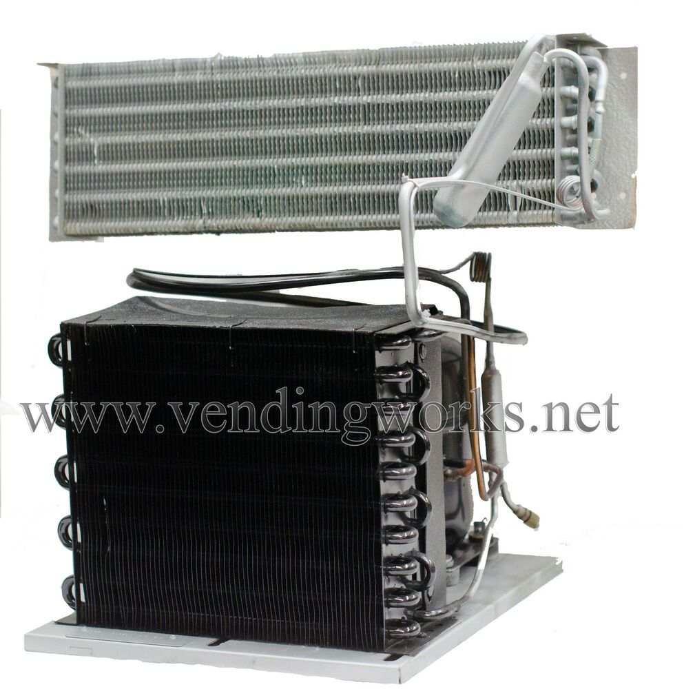 vending machine refrigeration unit