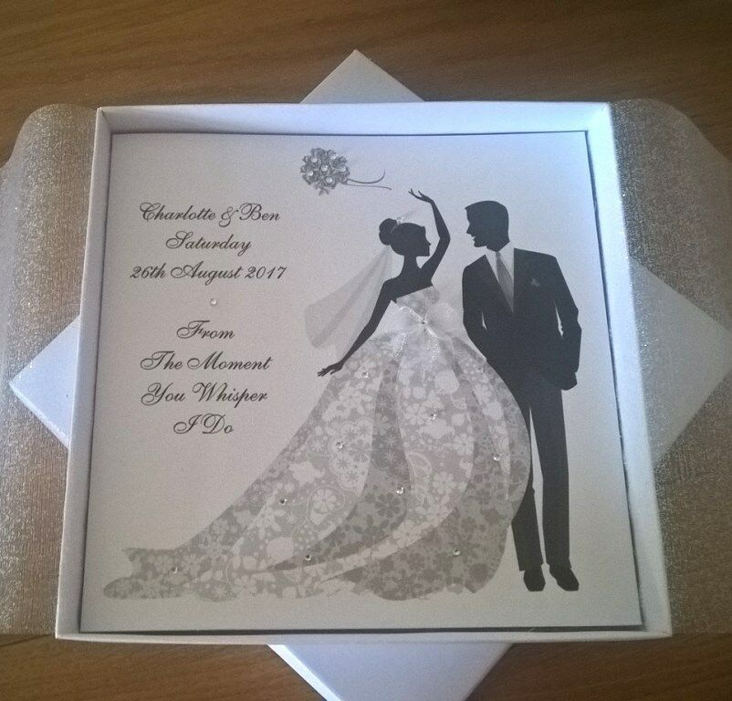 Boxed 6 Indian Marriage Invitation Wordings For