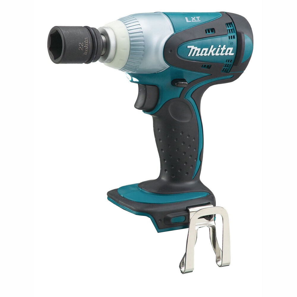 makita 18v lxt btw251 btw251z btw251rfe impact wrench dtw251 ebay. Black Bedroom Furniture Sets. Home Design Ideas