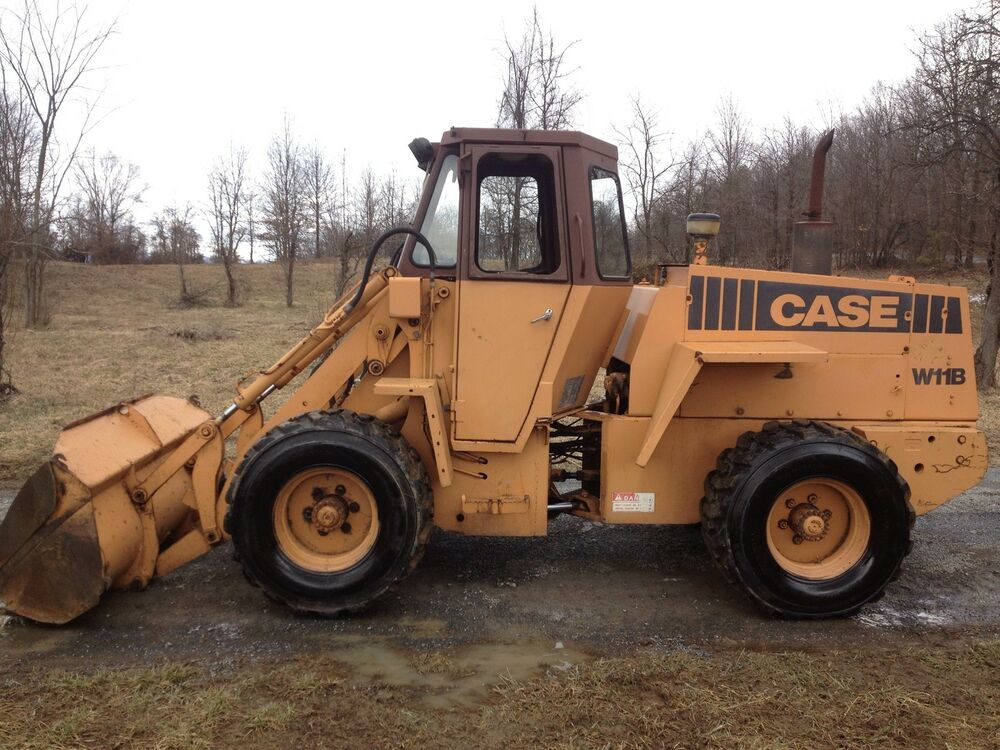 Case w11b wheel loader pay loader enclosed cab low cost for Case low cost amsterdam