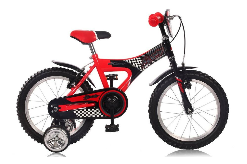 velo 16 enfant rocky mx 4 7 ans 16 pouces stabilisateur roulettes neuf bike ebay. Black Bedroom Furniture Sets. Home Design Ideas