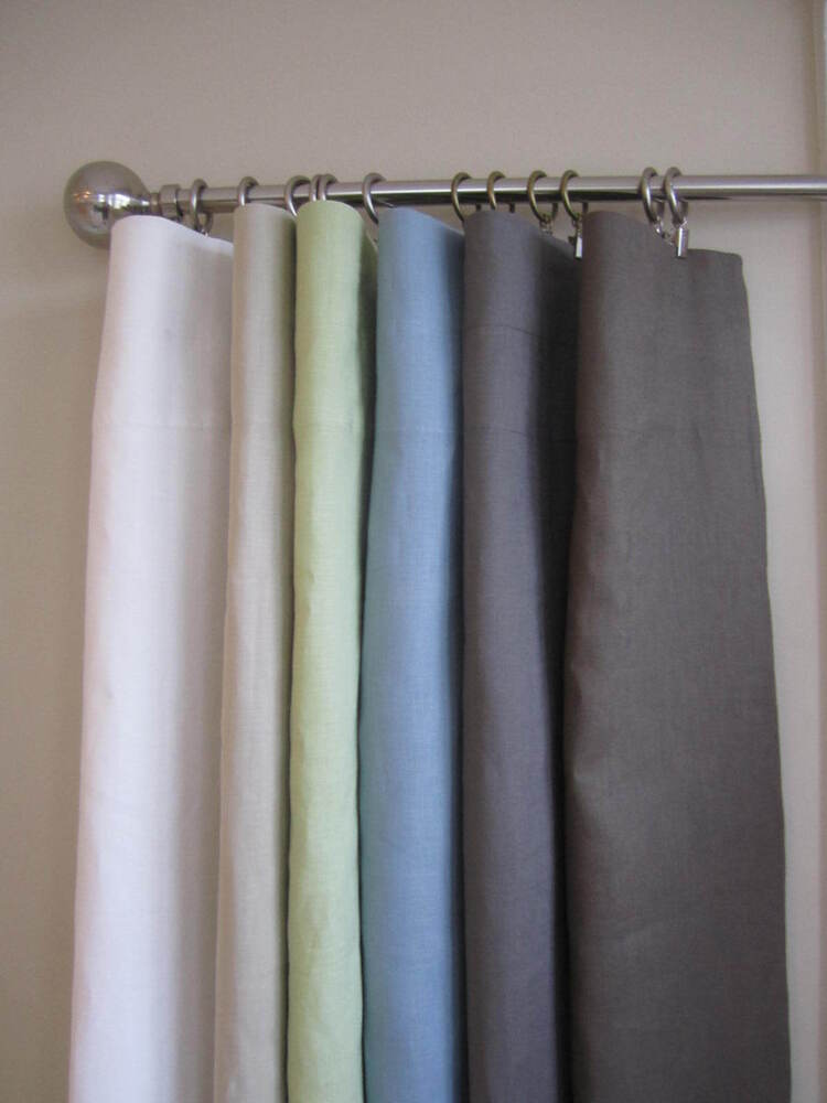 Linen Curtains & Drapes: Accentuate the rooms in your home with curtains, which come in a variety of colors, styles, and lengths. rabbetedh.ga - Your Online .