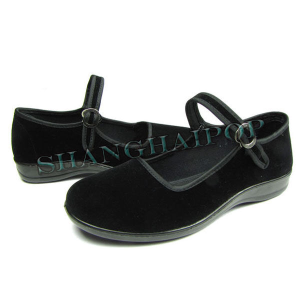 Beautiful Shoes Chinese Women Shoes Old Fashion Cloth Shoes In China  Buy Shoes