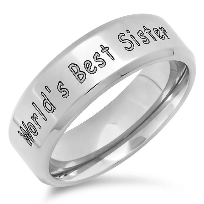 Personalized Stainless Steel Beveled Edge World's Best. James Avery Wedding Rings. Brittany Engagement Rings. Tooth Engagement Rings. Eyebrow Rings. Aquamarine Accent Engagement Rings. Wood Wedding Rings. Detail Engagement Rings. Shell Paua Engagement Rings