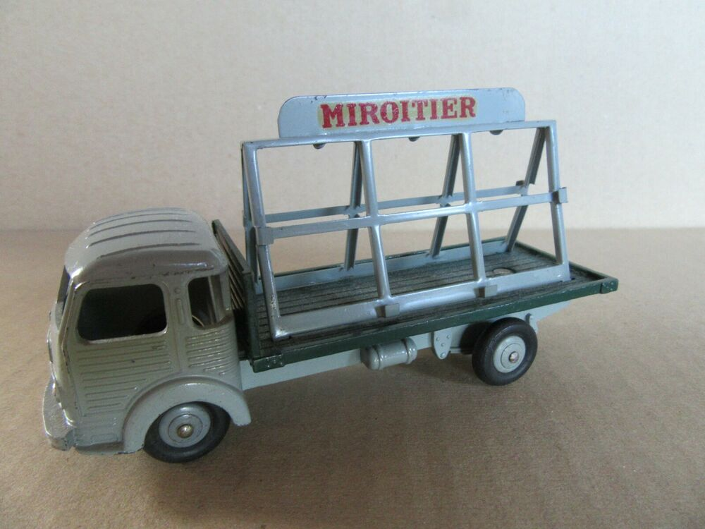 195 h dinky toys france r f 33c simca cargo miroitier st gobain camion 1 55 ebay. Black Bedroom Furniture Sets. Home Design Ideas
