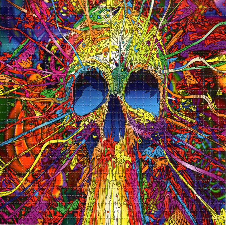 The History Of Psychedelic Art From Woodstock To Coachella